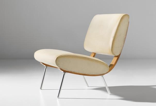 Prototype demountable 'Round' easy chair, model no. 852