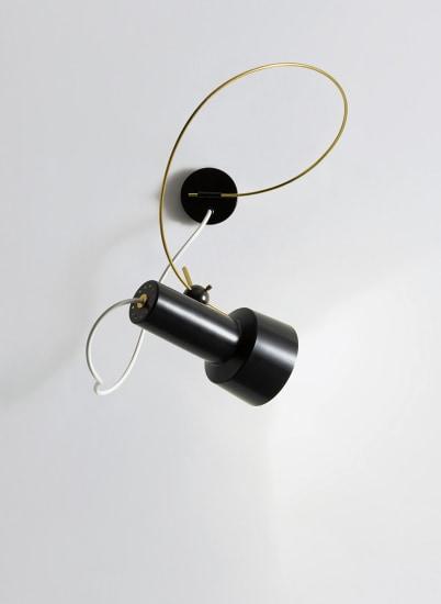 Wall light, model no. 208
