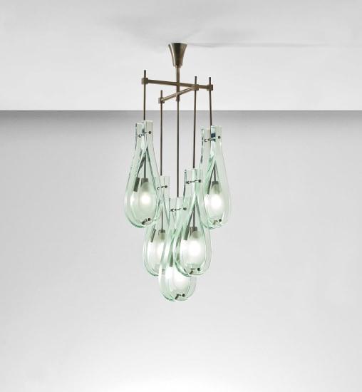 Ceiling light, model no. 2338