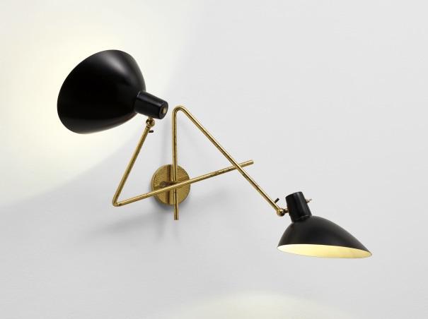 Wall light, model no. 190