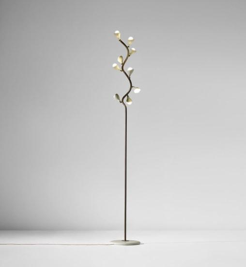 Standard lamp, model no. 1034