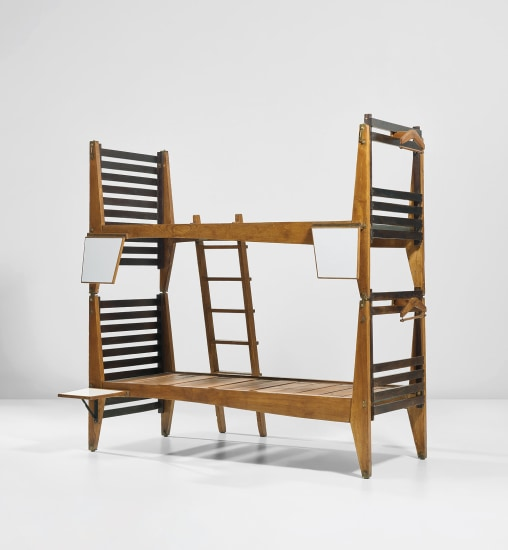 Set of two bunk beds, from Casa del Sole, Cervinia