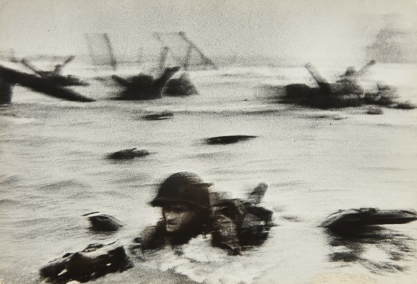 D-Day Landing, Omaha Beach, Normandy