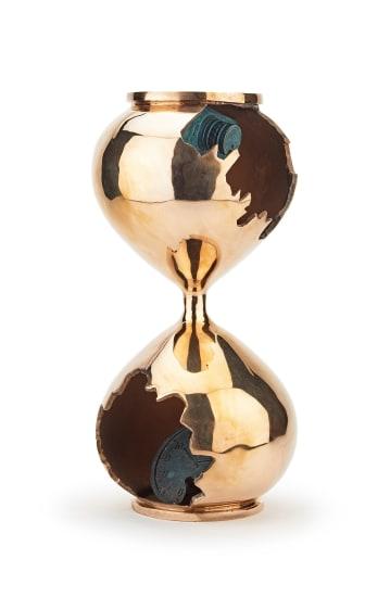 Bronze Hourglass