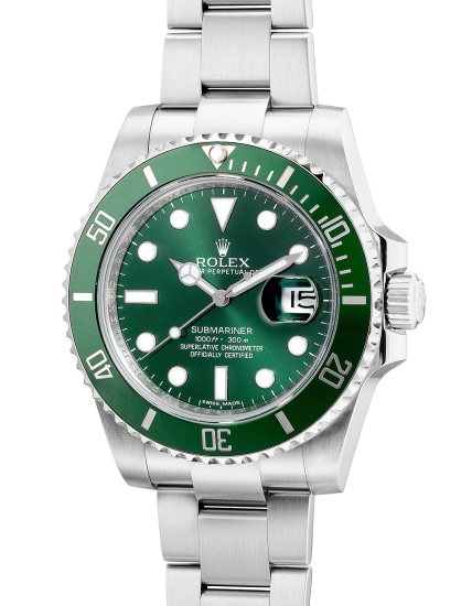 An attractive stainless steel diver's wristwatch with center seconds, date, bracelet, guarantee and fitted presentation box