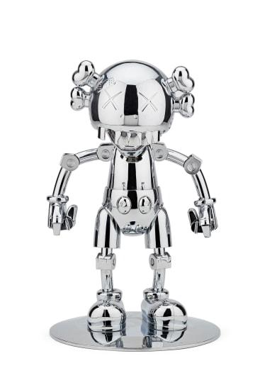 NO FUTURE COMPANION (Silver Chrome)