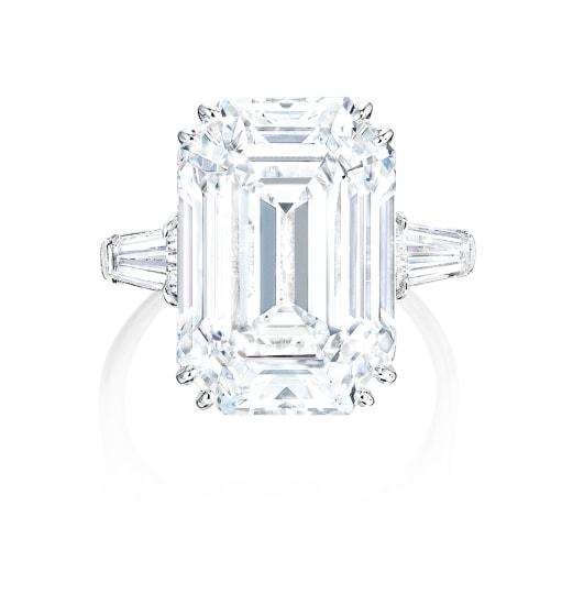 A Fine and Classic Diamond Ring, Circa 1953