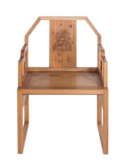 Flat-Pack Qing Chair