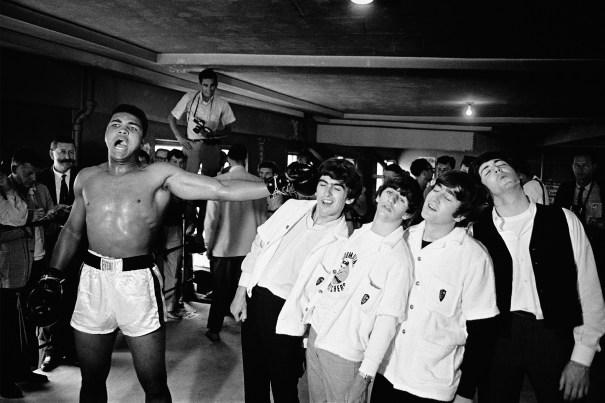 Ali vs. The Beatles