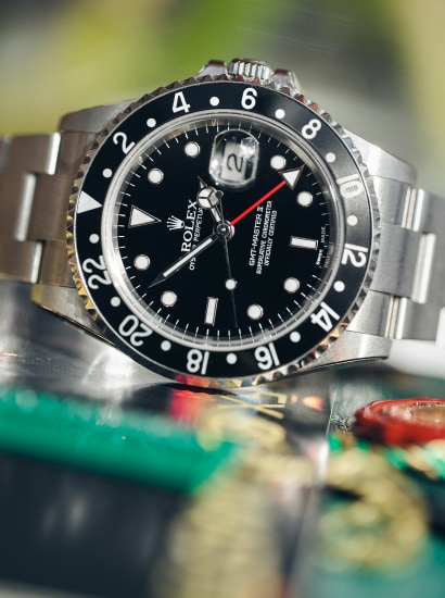 GMT reference 16710