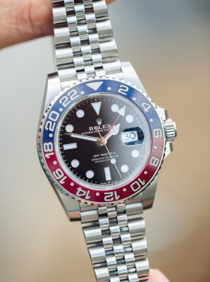 GMT 126710BLRO, 2019, full Set