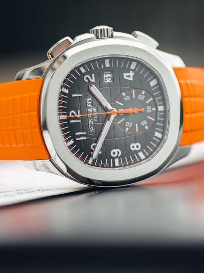 5968A, Aquanaut Chronograph