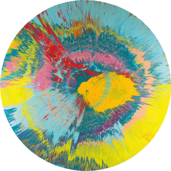 Beautiful, Flaming Lips Day, Form of a Shell Painting