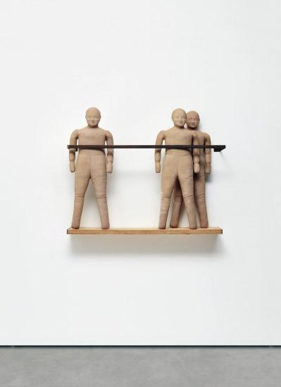 Three Figure Balcony