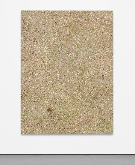 Untitled (Terrazzo Painting)