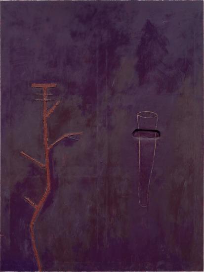 Lazarus, Second Painting for Aldo Moro
