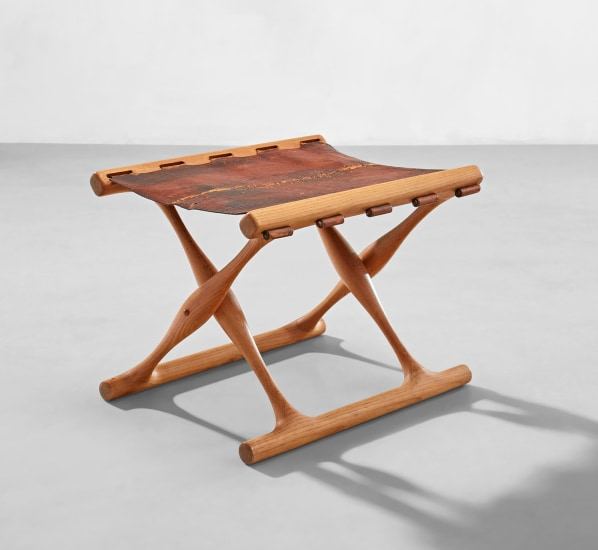 'Guldhøj' folding stool, model no. PH43