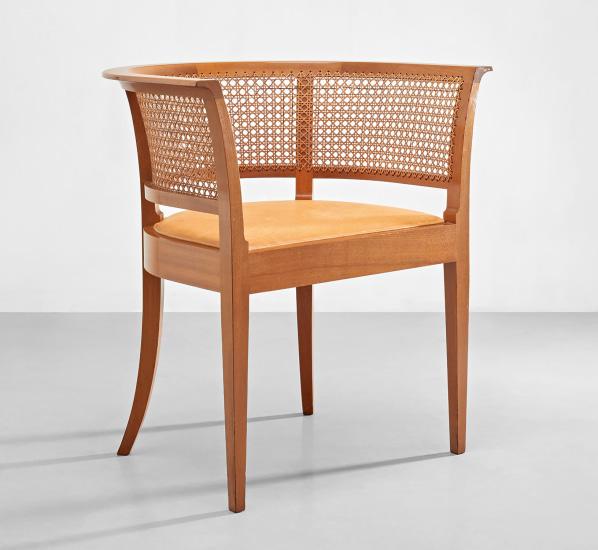 'Faaborg' armchair, designed for the Faaborg Museum, Denmark