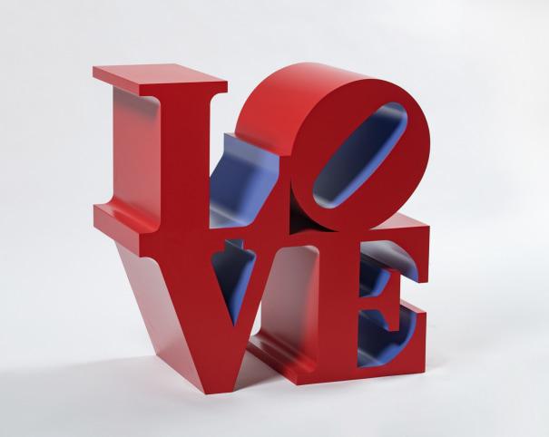 LOVE (Red Outside Violet Inside)