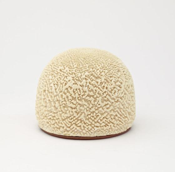 A Unique hand-thrown Gnome Dome Solo accretion