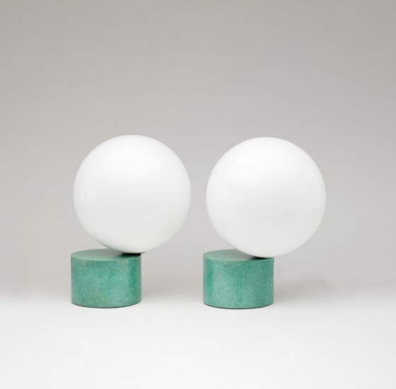Pair of Tip Of The Tongue Table Lamps