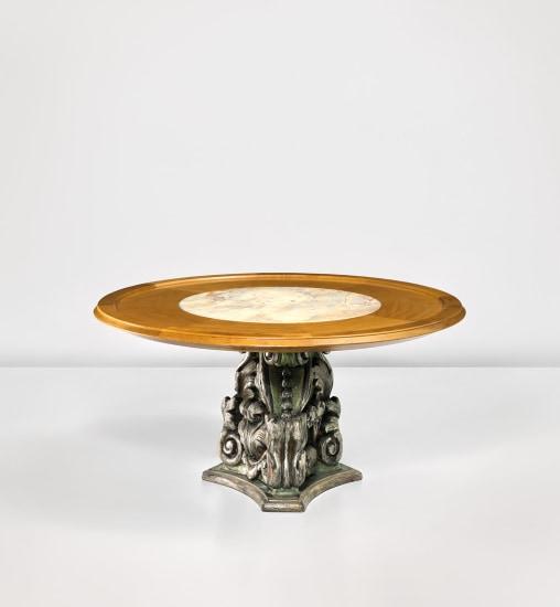 Guglielmo Ulrich Unique Coffee Table Circa 1954 Phillips