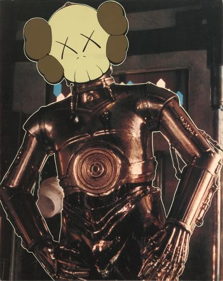 UNTITLED (C3PO)
