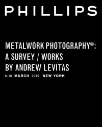 METALWORK PHOTOGRAPHY®: A SURVEY/ WORKS BY ANDREW LEVITAS
