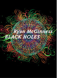 Ryan McGinness Black Holes