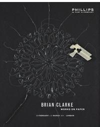 Brian Clarke Works on Paper