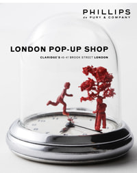 London Pop-Up Shop