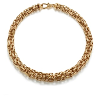 Bulgari A Gold Necklace Sold for $ 3,750. Jewels & More: Online Auction