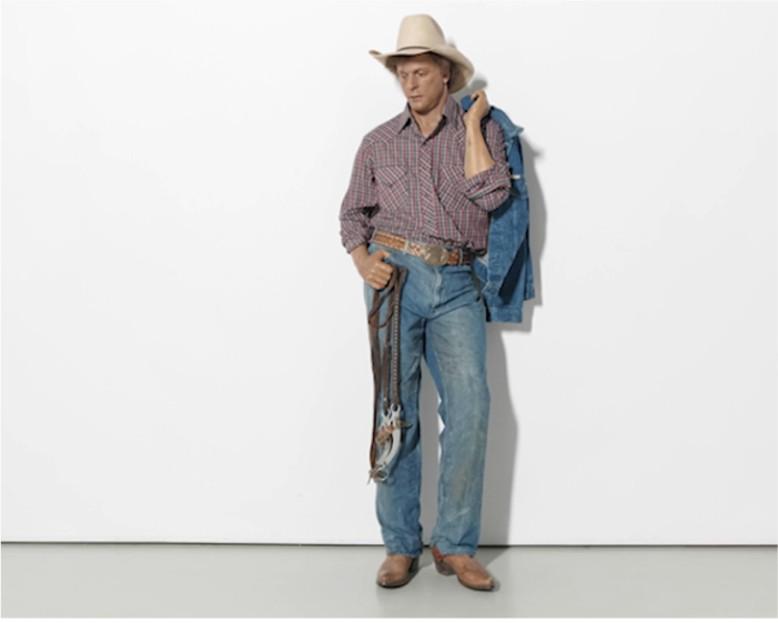 Duane Hanson - Cowboy
