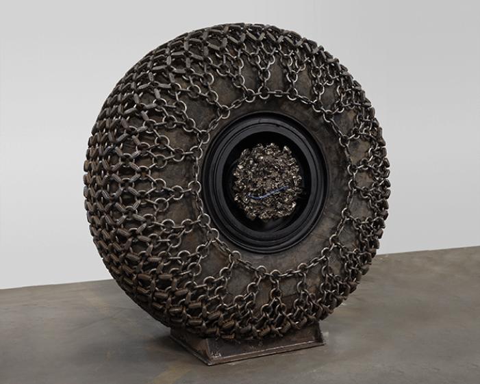 Arthur Jafa - Big Wheel VI